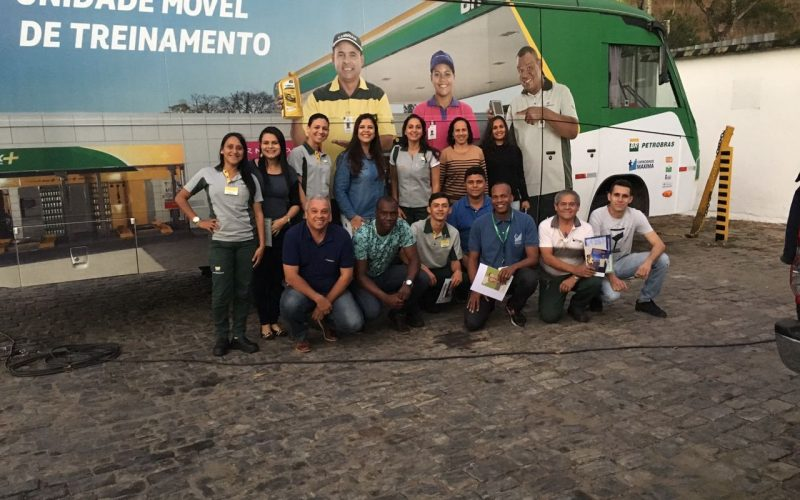 Unidade Móvel de Treinamento da Petrobras